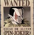 Pin Joker Avis de Recherche Film 2