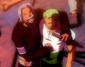 Relación de Saga y Zoro
