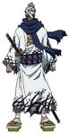 Ryuma Anime Concept Art