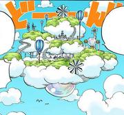 Weatheria color manga