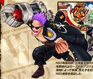 Zephyr Super Grand Battle X