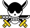 Zoro's Pre Timeskip Jolly Roger