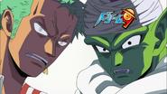 Zoro i Piccolo