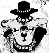 Ace's New Whitebeard Tattoo