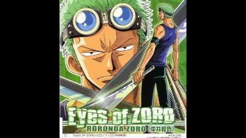 Charakter Singel - 01. Eyes of Zoro