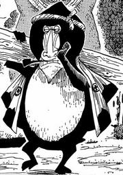 Chefe da Floresta Manga Infobox