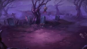 Forêt des semi-morts
