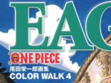 One Piece Color Walk 4 Eagle