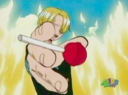 Sanji's Lollipop