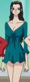 Segunda vestimenta de Robin en el arco de la Isla Gyojin