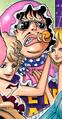 Senor Pink manga
