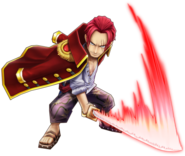 Shanks Pirate Coat Thousand Storm