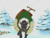 Ushi Ushi Bison full bison