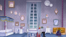 Whole Cake Chateau's Sanji's Guest Room