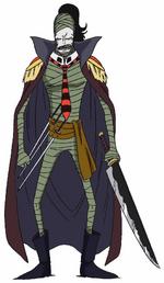 Albion Anime Concept Art