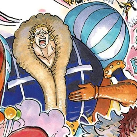 Daifuku nel manga