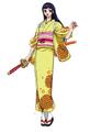 Concept Art Anime Kikunojo