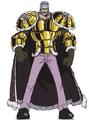 Concept Art de Krieg dans l'anime