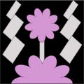 Ladrones del monte Atama bandera