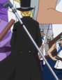 Sabo's Pipe Staff