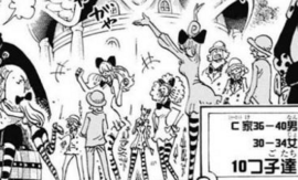Charlotte Decuplets Manga Infobox