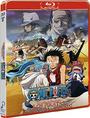 One Piece Movie 8 blu-ray Spain