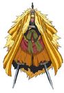 Penampilan Shiki