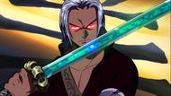 Saga y la espada de las siete estrellas