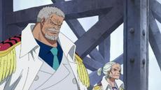 Garp and Tsuru