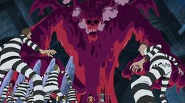 Venom Demon Jigoku no Shinpan