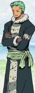 Zoro Drum Island Arc Outfit