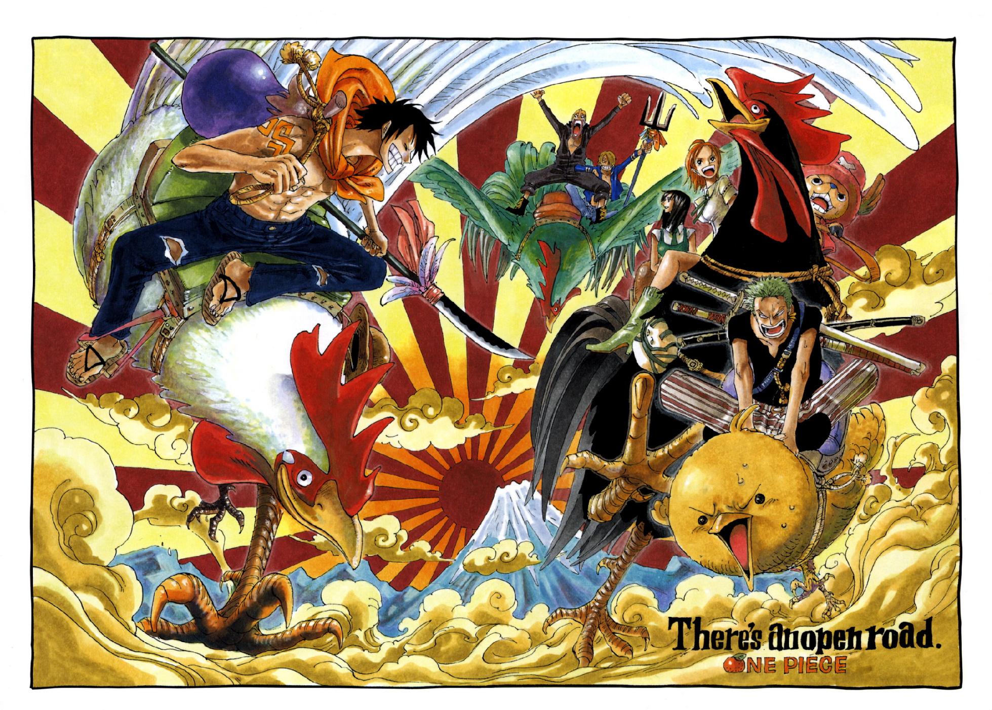 Chapter 454 | One Piece Wiki | FANDOM powered by Wikia