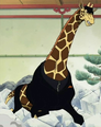 Kaku Giraffe