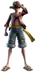 Luffy Jump Force
