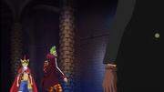 Sabo Confronts Bartolomeo and Luffy