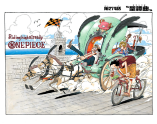 Chapter 274 Colored