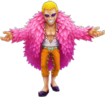 Doflamingo Marineford Thousand Storm