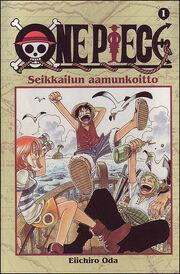 One Piece Kansi Suomi Finlande