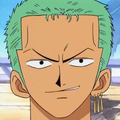 Roronoa Zoro debut portrait