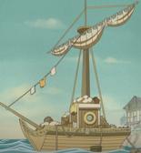 Stolen Ship