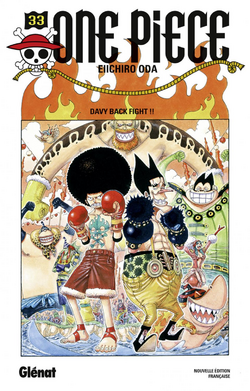 Tome 33 Couverture VF Infobox