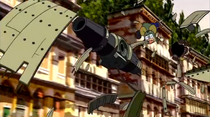 Zoro and Sanji Defeat Kerodeek and Keroshot