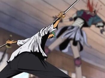 Roronoa Zoro vs. Billy