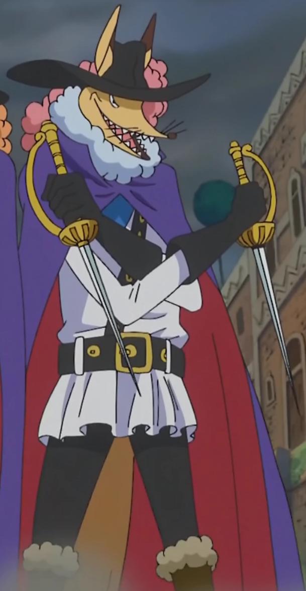Concelot | One Piece Wiki | Fandom