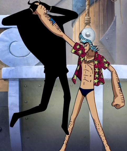 Franky One Piece Wiki Fandom Powered By Wikia