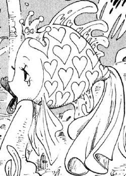 Goldfish Princess Manga Infobox