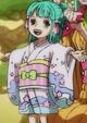 Hiyori at age 6