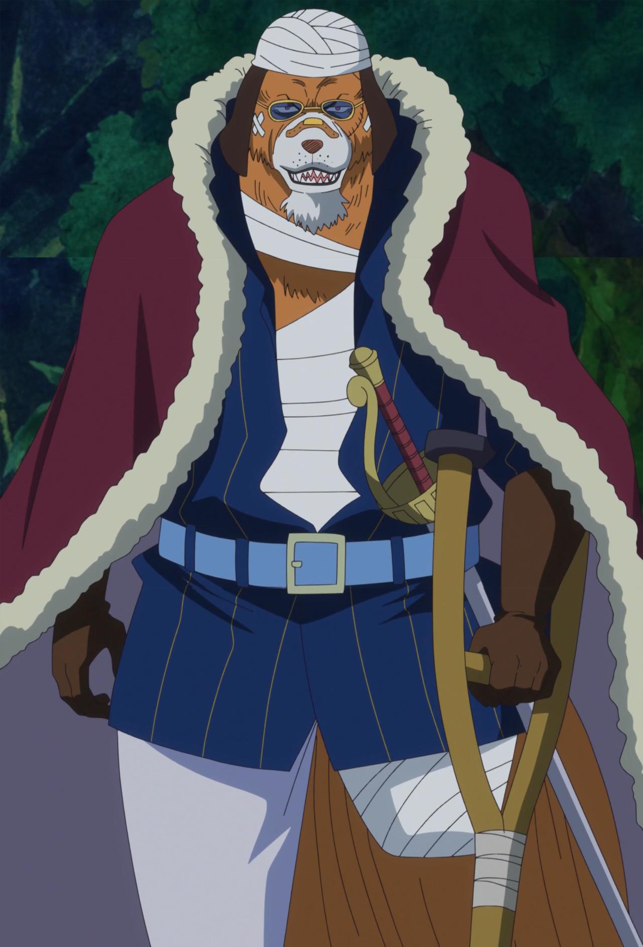 One Piece: 4 nhân vật tuy cụt chân nhưng cực kỳ bá đạo trong One Piece - Ảnh 4.