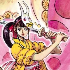 Kikunojo nel manga