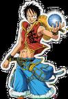 Luffy One Piece Unlimited Adventure